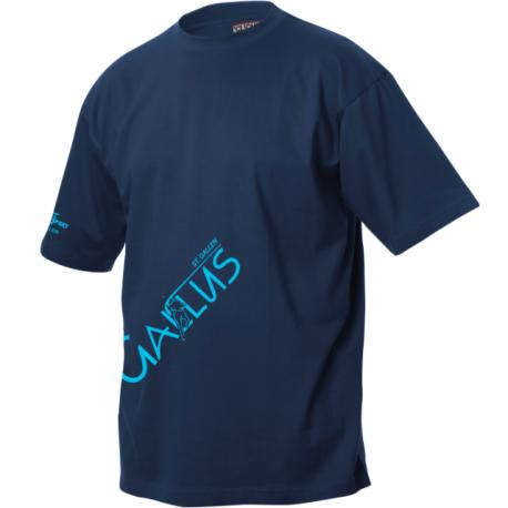 AT Gallus T-Shirt mit Clublogo schräg - Erwachsene