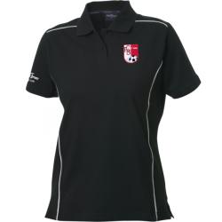 FC Bühler Poloshirt mit Clublogo Damen
