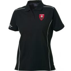 FC Uznach Poloshirt mit Clublogo Damen