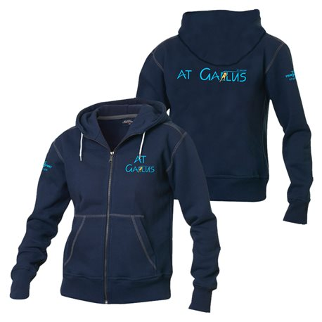 AT Gallus Jacke mit Clublogo (Herren+Damen)