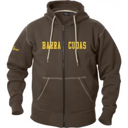 Barracudas Zürich Jacke mit Blockschrift Herren