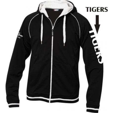 UHC Rappi Tigers Jacke mit Schrift Tigers (Herren+Damen)