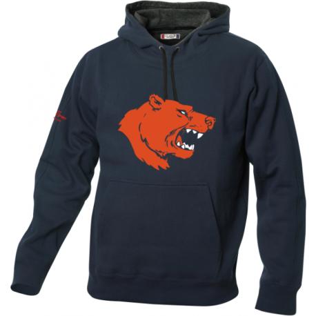 St.Gallen Bears Pullover mit Clublogo dunkelblau