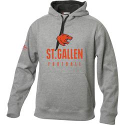 St.Gallen Bears Pullover mit Schriftzug