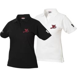 Wil Devils Poloshirt mit Clublogo - Damen