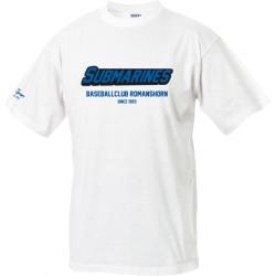 Baseballclub Romanshorn Submarines T-Shirt mit Schriftzug - Kinder