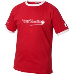 Wil Devils T-Shirt mit Clubschrift - Kinder