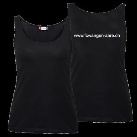 FC Wangen a.Aare T-Shirt mit www-Schriftzug hinten