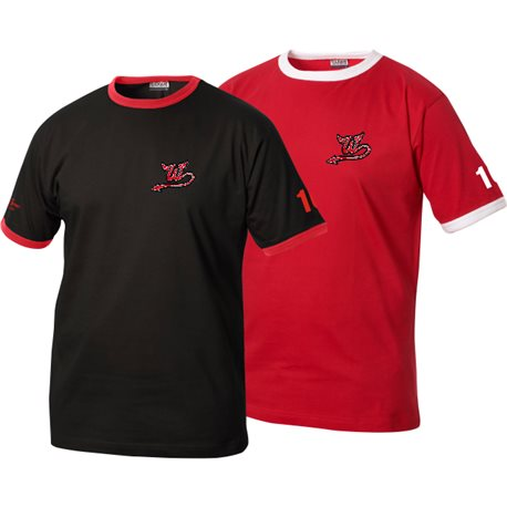 Wil Devils T-Shirt mit Clublogo