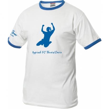 FC Thusis/Cazis T-Shirt mit Clublogo