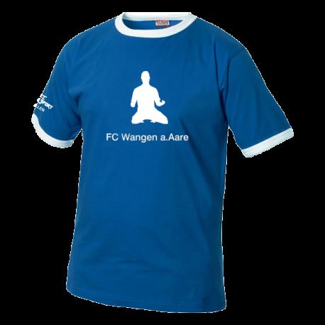 FC Wangen a.Aare T-Shirt mit Torjäger royal