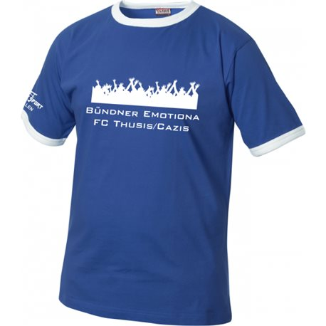 FC Thusis/Cazis T-Shirt mit BündnerEmotiona