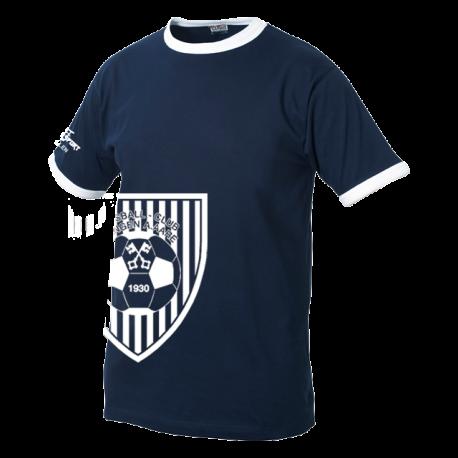 FC Wangen a.Aare T-Shirt mit Logo schräg