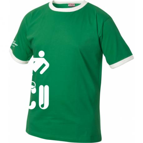 FC Utzenstorf T-Shirt mit Clublogo schräg