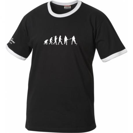 Ruinaulta Devils Valendas T-Shirt mit Evolution