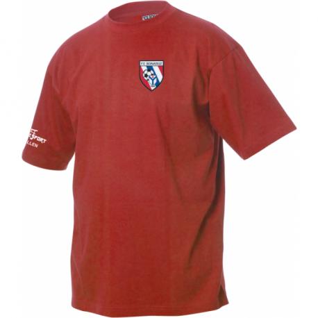 FC Bonaduz T-Shirt mit Clublogo