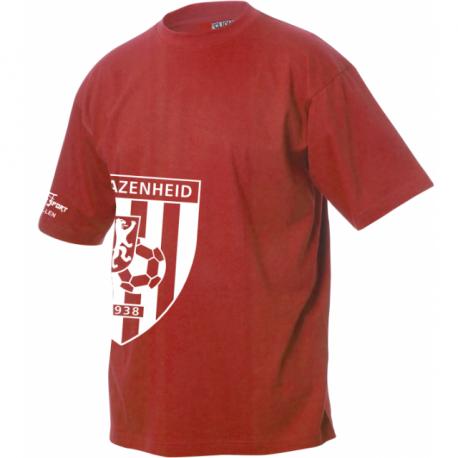 FC Bazenheid T-Shirt mit Logo schräg