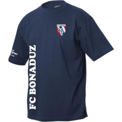FC Bonaduz T-Shirt mit Logo und Schriftzug