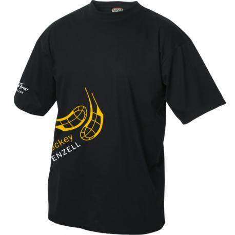 UH Appenzell T-Shirt mit Logo schräg