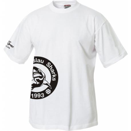 UHC Nesslau T-Shirt mit Logo schräg