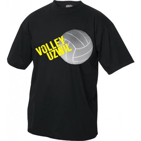 Volley Uzwil T-Shirt mit Ball