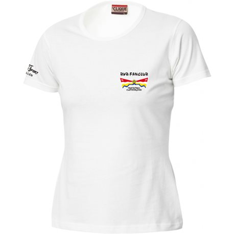BVB-Fanclub Muotathal T-Shirt mit Clublogo Damen