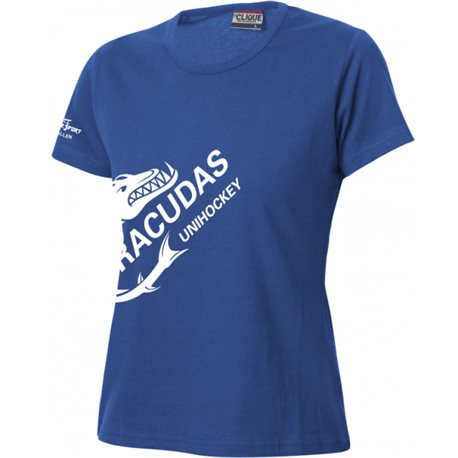 UHC Barracudas T-Shirt mit Logo schräg - Damen