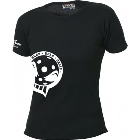 UHC Cazis T-Shirt mit Logo schräg