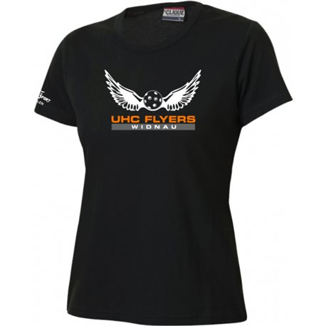 UHC Flyers Widnau T-Shirt mit Clublogo gross