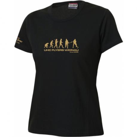 UHC Flyers Widnau T-Shirt mit Evolution
