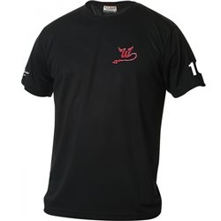 Wil Devils Trainings T-Shirt  mit Clublogo