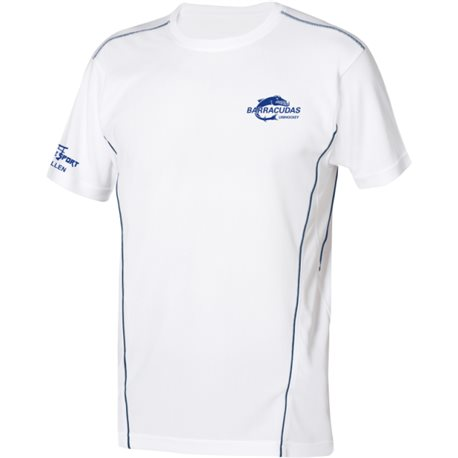 UHC Barracudas Trainings T-Shirt  mit Clublogo - Erwachsene