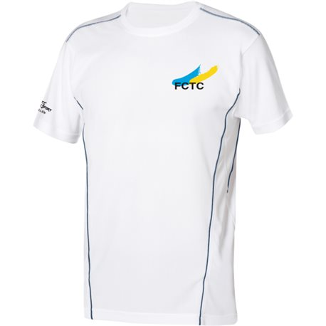 FC Thusis Cazis Trainings T-Shirt  mit Clublogo
