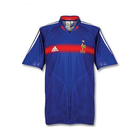 Frankreich Nati Trikot EM 2004