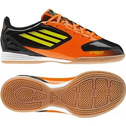 Adidas F10 IN JR Schwarz/Orange