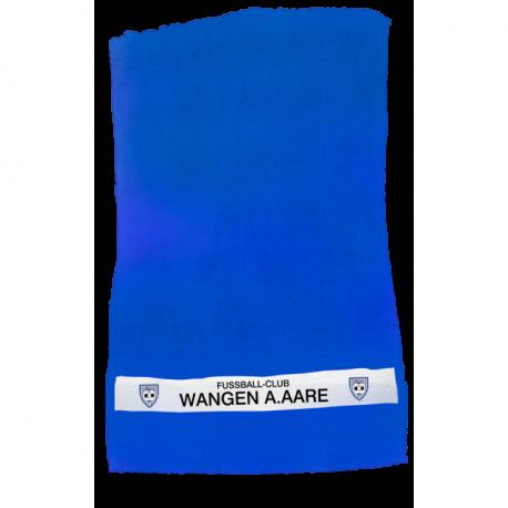 Dusch- und Handtuch blau FC Wangen a.Aare