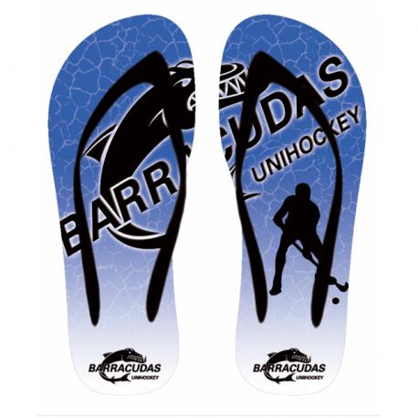 UHC Barracudas Flip-Flops
