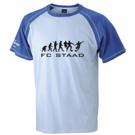 FC Staad T-Shirt mit Evolution
