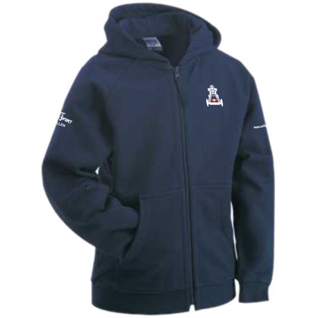 IG LO Seifenkisten Jacke mit Logo