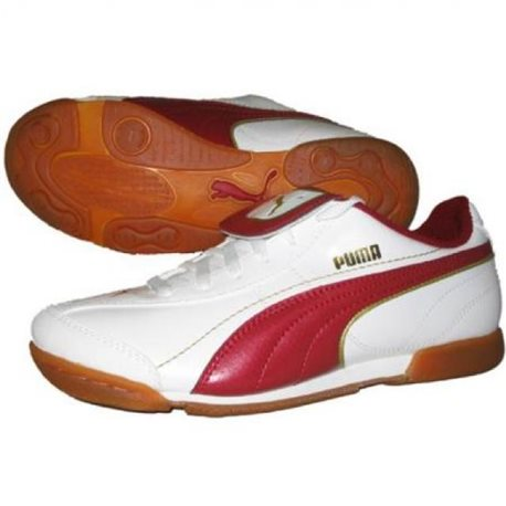 Puma Esito XL IT JR white red