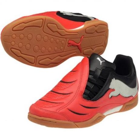 Puma PowerCat 3.10 IT JR schwarz/rot