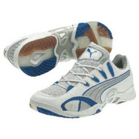 Puma Accelerate V white-blue