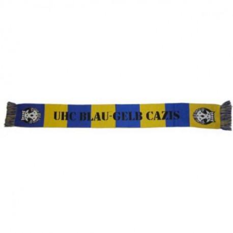 Schal UHC Blau-Gelb Cazis