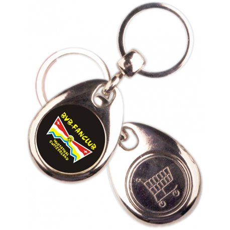 Schlüsselanhänger BVB-Fanclub Muotathal