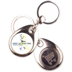 Schlüsselanhänger Judo Ju-Jitsu Club Rorschach/Goldach