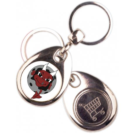 Schlüsselanhänger Ruinaulta Devils Valendas