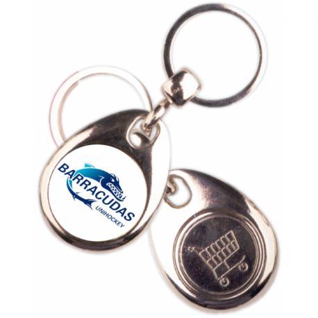 UHC Barracudas Schlüsselanhänger