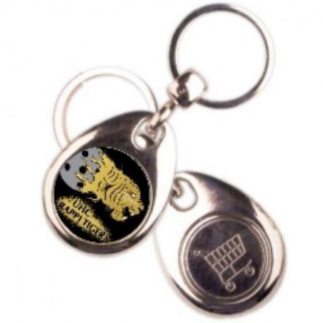 Schlüsselanhänger UHC Rappi Tigers