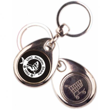 Schlüsselanhänger UHC Nesslau Logo