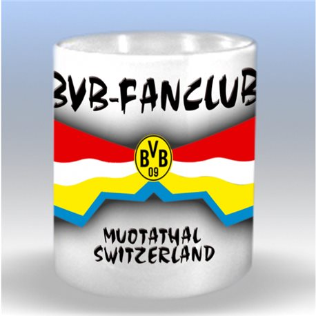 Tasse BVB-Fanclub Muotathal